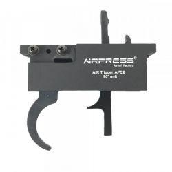 Pistão 15 dentes para AEG Airsoft em Polímero Rocket - Meio Dente