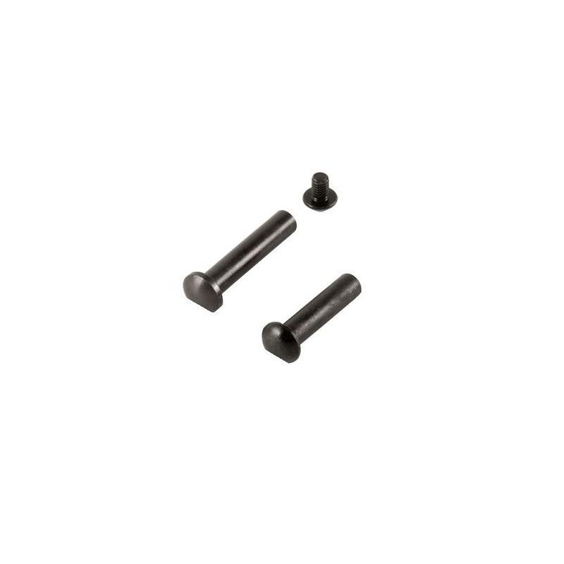 Airseal Nozzle para AK-47 AEG feito em Alumínio com Anel de Vedação - Modelo Curto - Marca Rocket